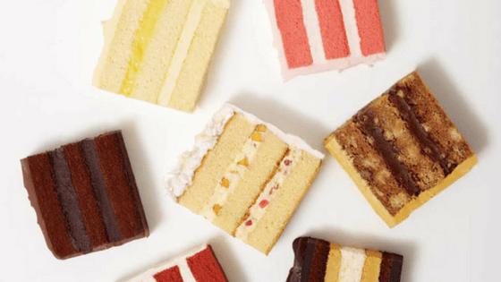 Recheios de bolo