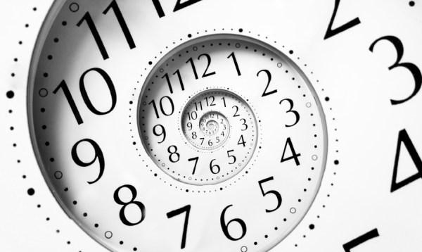 assuma o controle do seu tempo