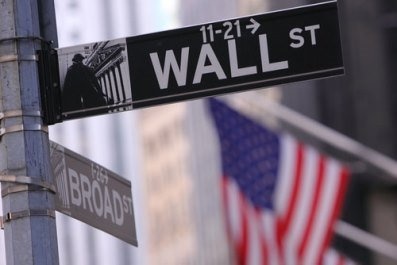 Wall Street pierde los 15.000 puntos básicos