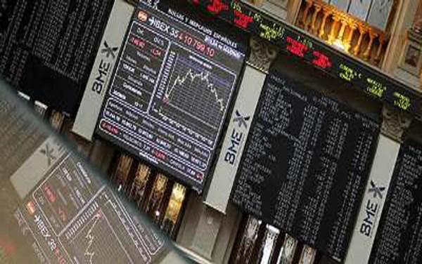 La Bolsa de Madrid termina la sesión casi en plano (-0,07%)