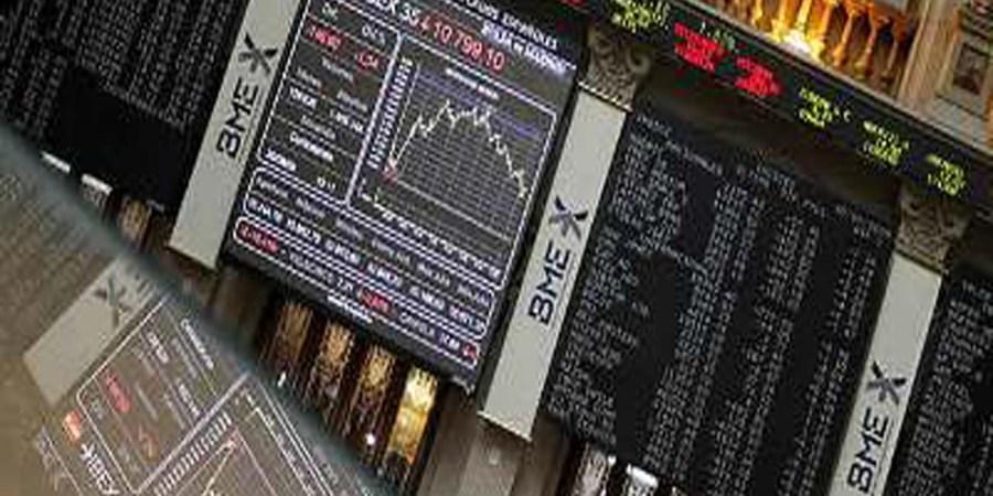 El Ibex 35 cede un 1,04% al cierre