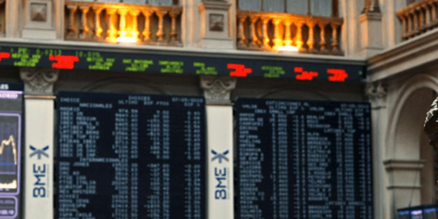 El Ibex cae pero no pierde los 10.000 puntos