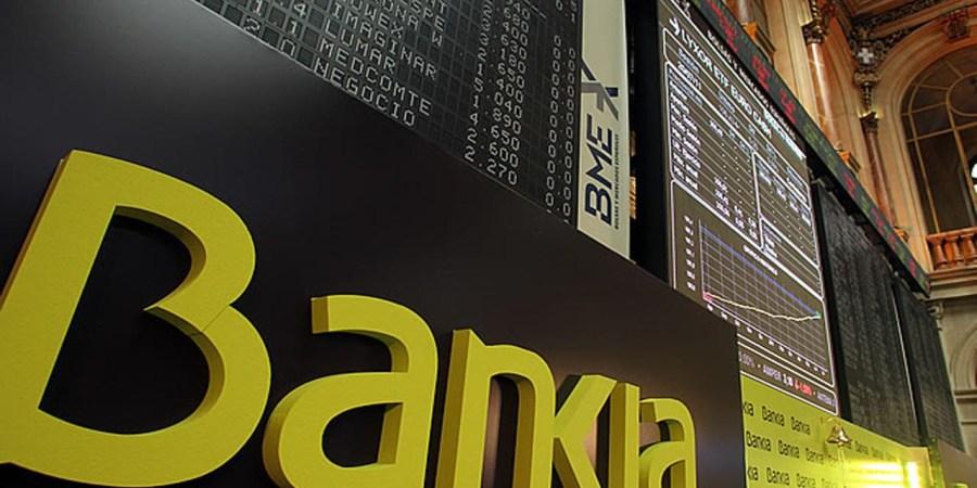 Bankia regresa con buen pie al Ibex