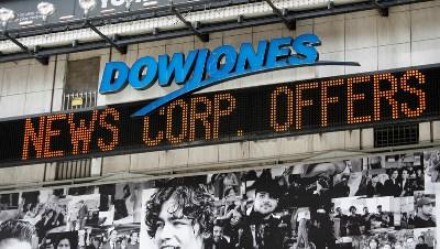 El Dow Jones: un festival de ganancias