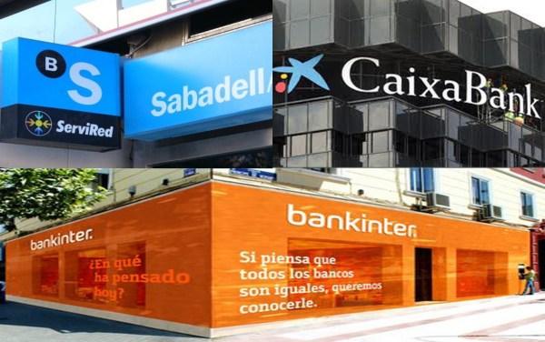 La banca del Ibex recupera un 1,03%