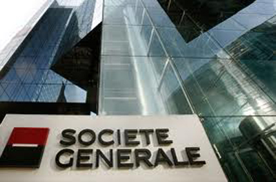 Société Générale aflora un 1,13% de Telepizza