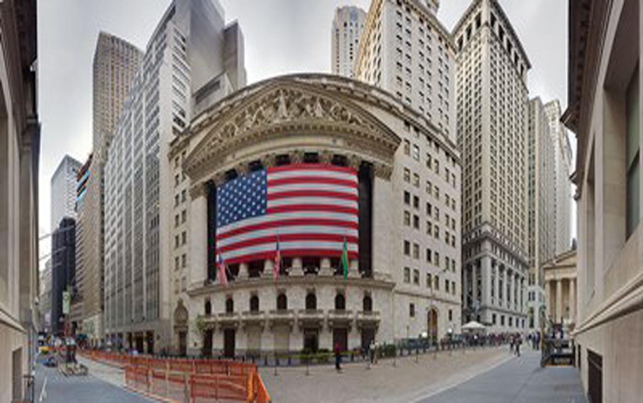 La Bolsa de Nueva York cierra el martes de forma mixta