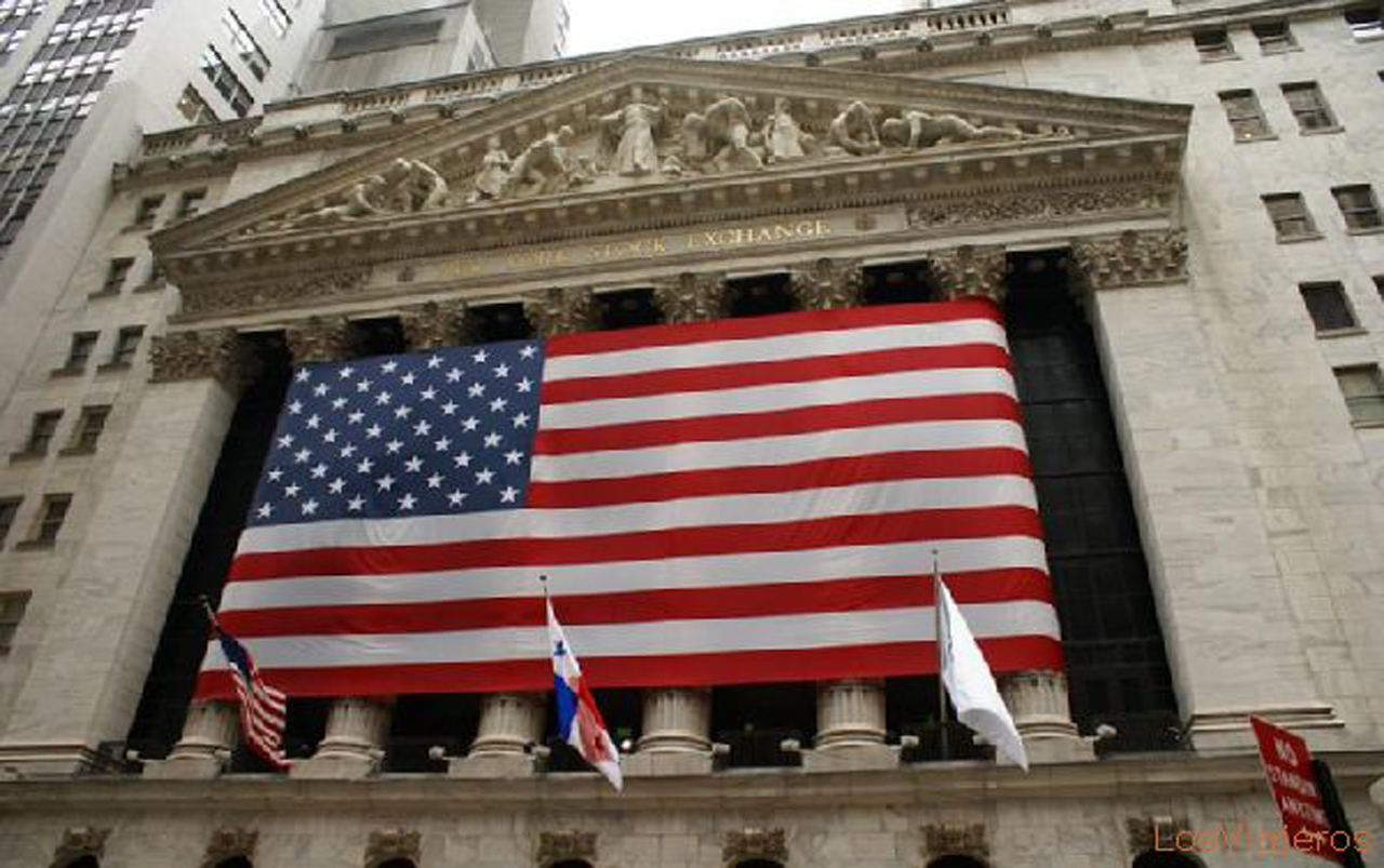 La Bolsa de Nueva York termina el jueves en rojo