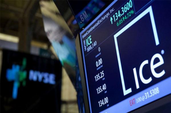 Ganancias al cierre del miércoles en la Bolsa de Nueva York