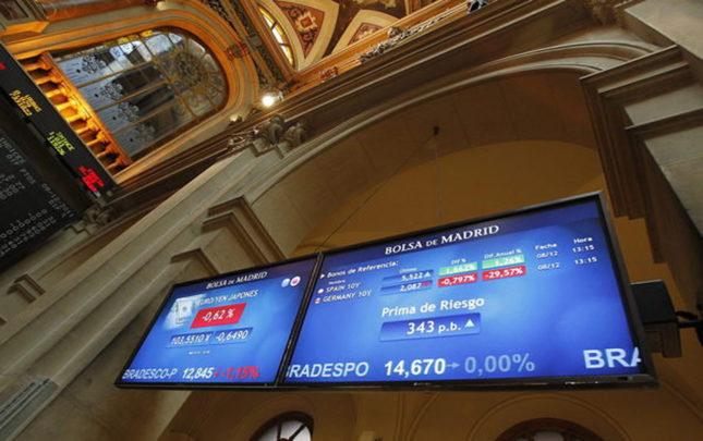 Ibex 35 cae un 0,35%