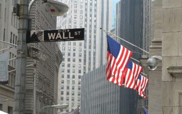 Recortes al cierre del lunes en la Bolsa de Nueva York