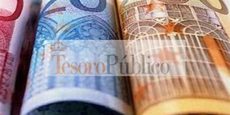 El Tesoro capta 6.475 millones en letras