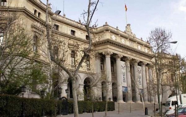 La Bolsa de Madrid cae un 1,43% al término de la jornada