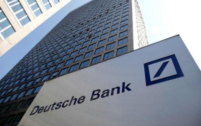 Deutsche Bank rebaja la nota de los valores bancarios europeos
