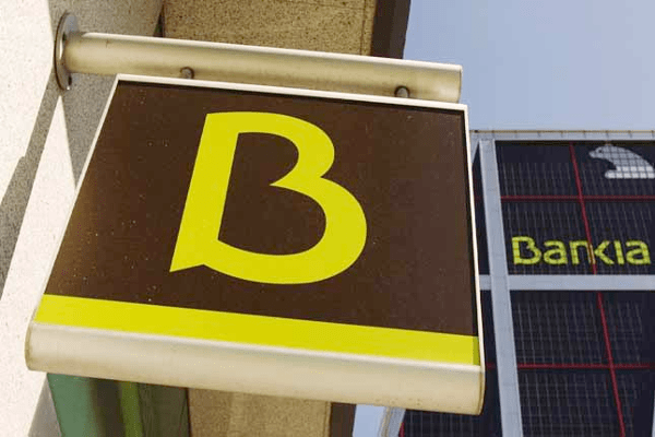 Bankia saldrá la próxima semana del Ibex 35