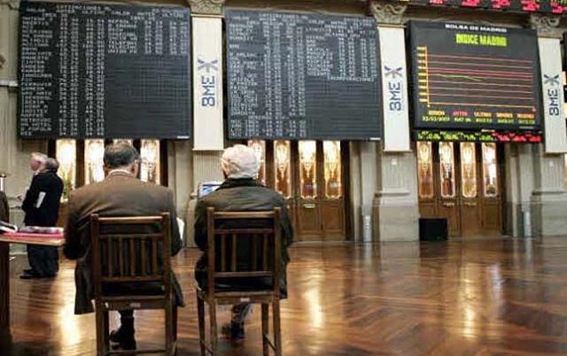 La Bolsa de Madrid despierta en rojo (-0,14%)