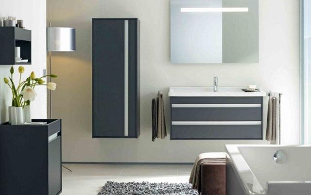 Muebles de ba o minimalistas mucho m s que una moda bolsa digital - Mas que muebles ...