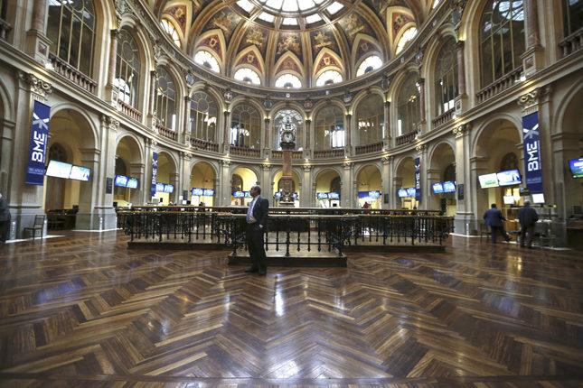 La Bolsa de Madrid recorta un leve 0,07% en la apertura del miércoles