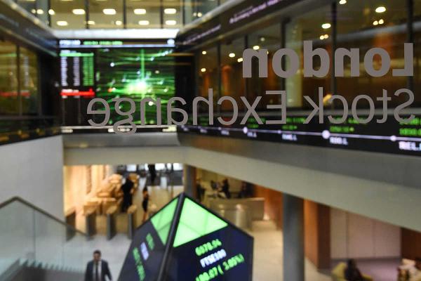 La Bolsa de Londres retrocede un 0,83% en la apertura