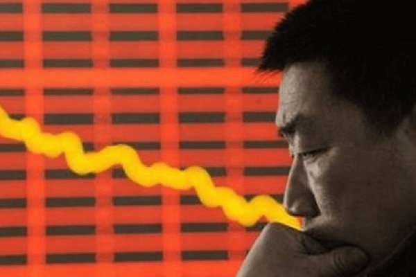 Caída del 2,51% al cierre de la Bolsa de Shanghái