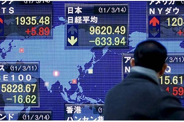 La Bolsa de Tokio concluye la última jornada de la semana a la baja (-0,57%)