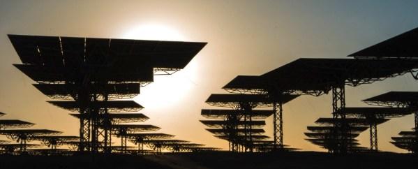 Acciona y Abengoa construirán una planta termosolar de 110 MW en Chile