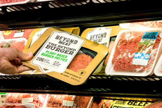 Beyond Meat debuta en Wall Street y se dispara un 163%