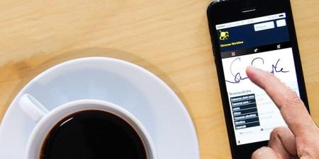 Firma biométrica: Firma digitalmente y ahorra tiempo y espacio