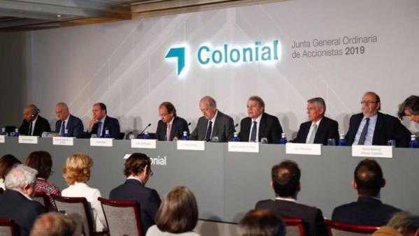 OPA de Colonial