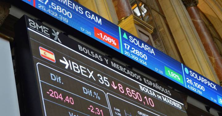 La inflación en EEUU afecta al IBEX 35