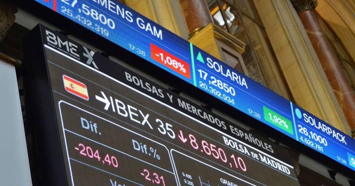 Dudas en el Ibex 35 por la inflación en EEUU