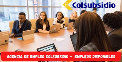 Agencia De Empleo Colsubsidio