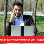 mejorar la productividad en el trabajo por internet