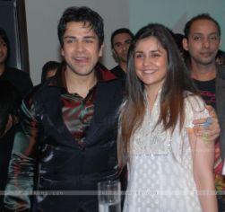Vaishali at Piyush Sachdev birthday bash -A rocking affair