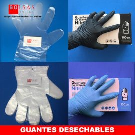 guantes deschables