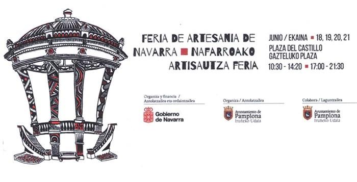 Feria de Artesanía de Pamplona 2016