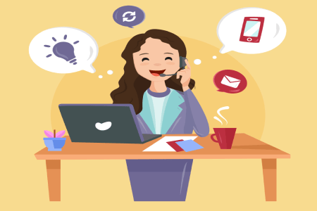 Virtual assistants outsourcing