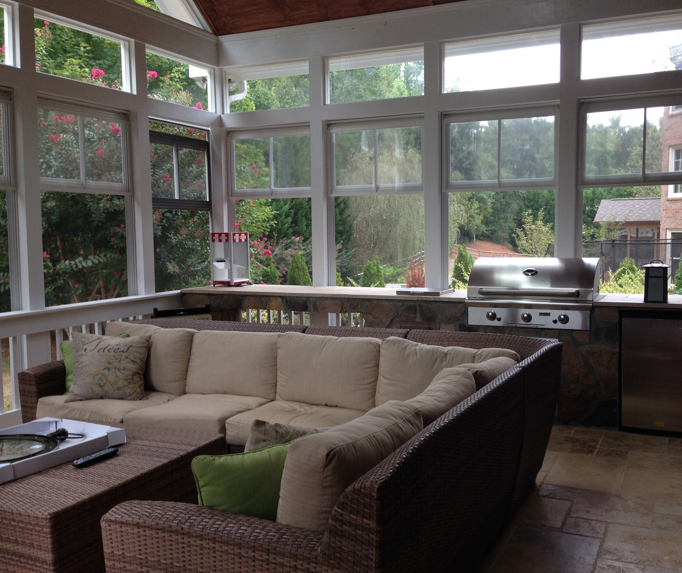 Charlotte Screened In Porch Design Amp Build Firm