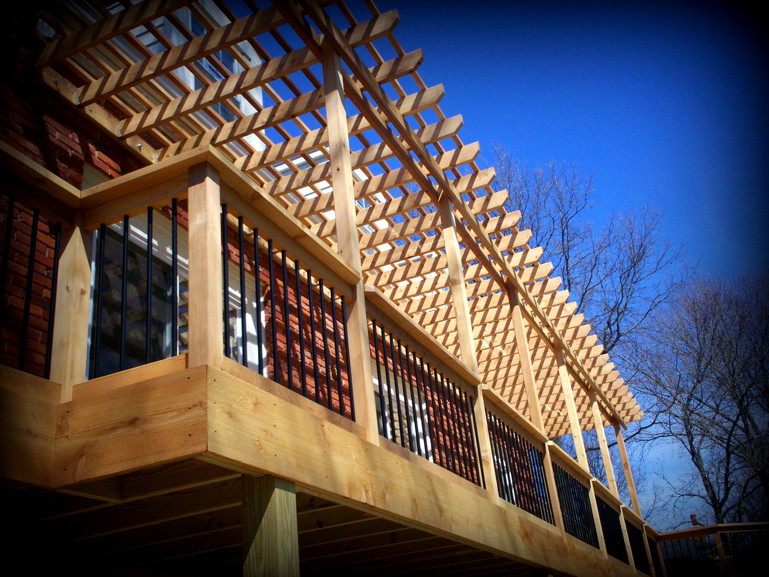 St Louis Cedar Decks