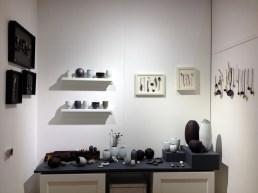 Elaine Bolt Ceramics - stand at Made Brighton 2014