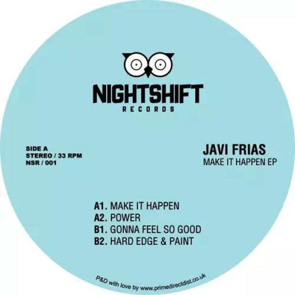 Javi Frias - make it happen