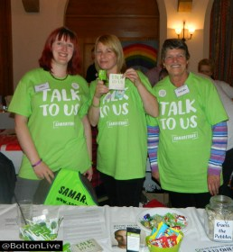 Taken at Bolton Pride Family Day at The Holiday Inn Bolton