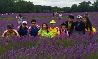 2016年7月BCG组织的美丽长岛骑行