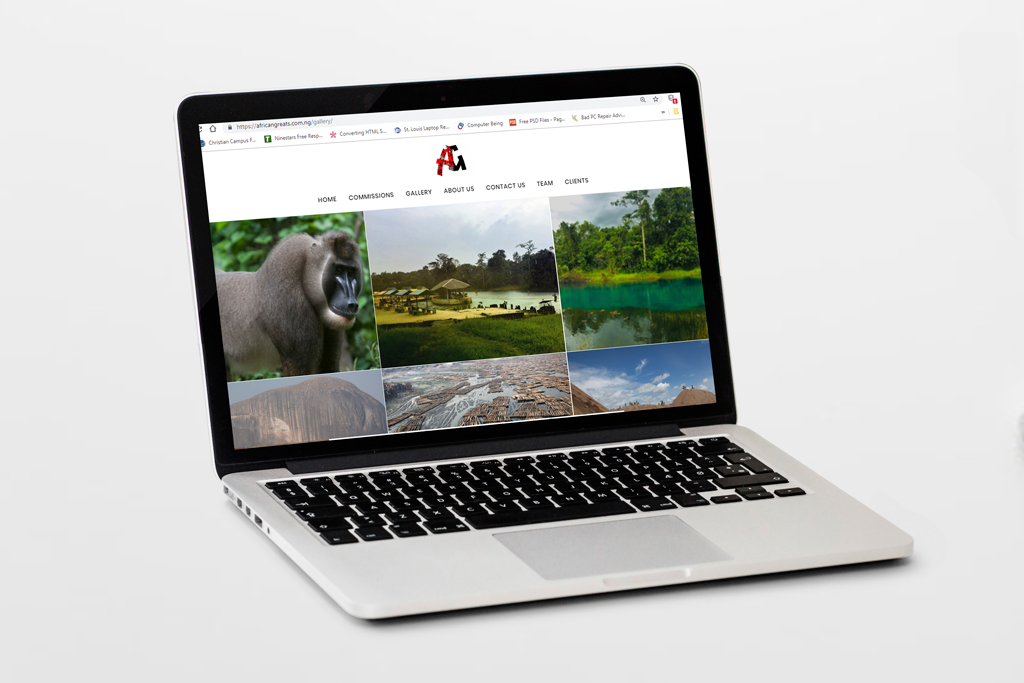 African Great Ventures Website