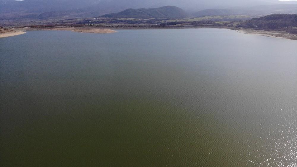 Bolu'da, barajlar yeninden dolmaya başladı