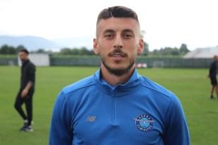 """Metehan Mimaroğlu: """"Elimden geldiğince takıma katkı sağlayacağım"""""""