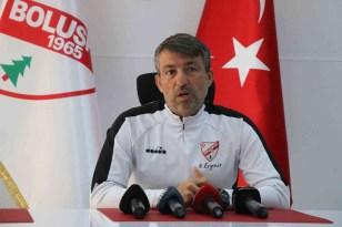 """Reha Erginer: """"Bursaspor maçına kesinlikle kazanmak için hazırlanıyoruz"""""""