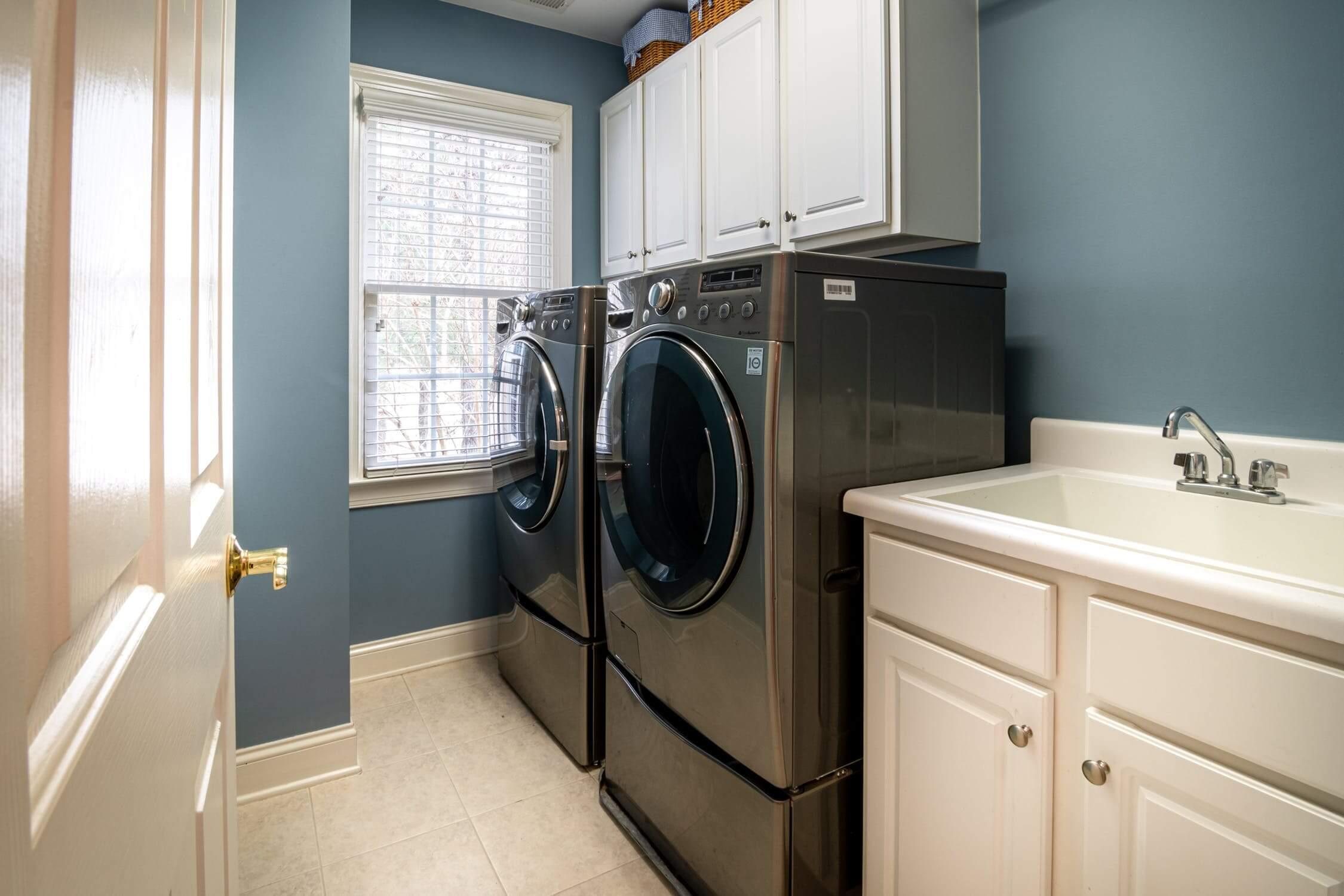 Installation Vaskemaskine Vaskemaskine Tilslutning I Kokken Eller Badevaerelse
