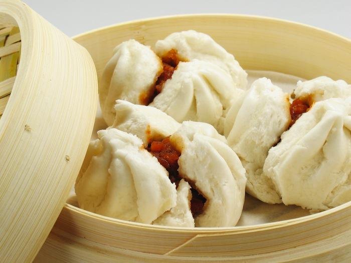 makanan khas hong kong pork buns