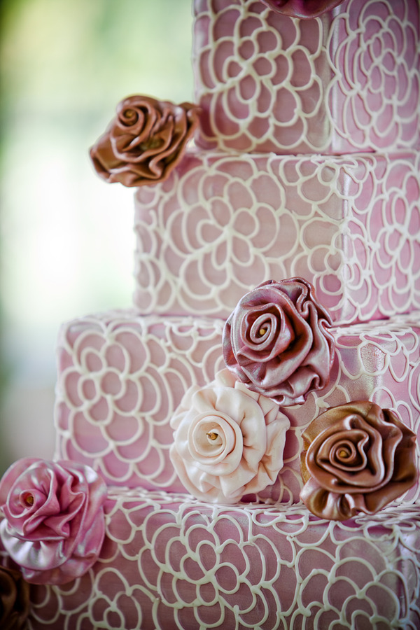 The Most Beautiful Wedding Cakes Part I Bo Mariage